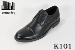 Туфли из натуральной кожи бренда обуви Comecity модель К101