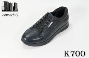 Кроссовки из натуральной кожи бренда обуви Comecity модель К700